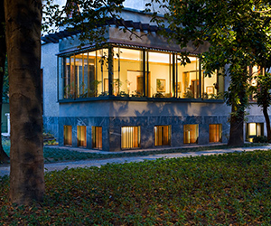 Villa Necchi, due piani con piscina e giardino nel cuore di Milano – FaberJour