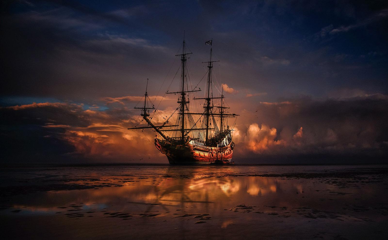 It's a Rip-Roaring Sea Adventure with a Lady Pirate in 'Cinnamon and Gunpowder'