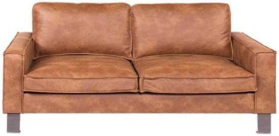 Homingxl 2zits Bank Country Leer Colorado Cognac 03 9200000072899567 165x85x97 cm