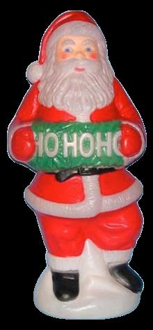 HO HO HO Santa photo