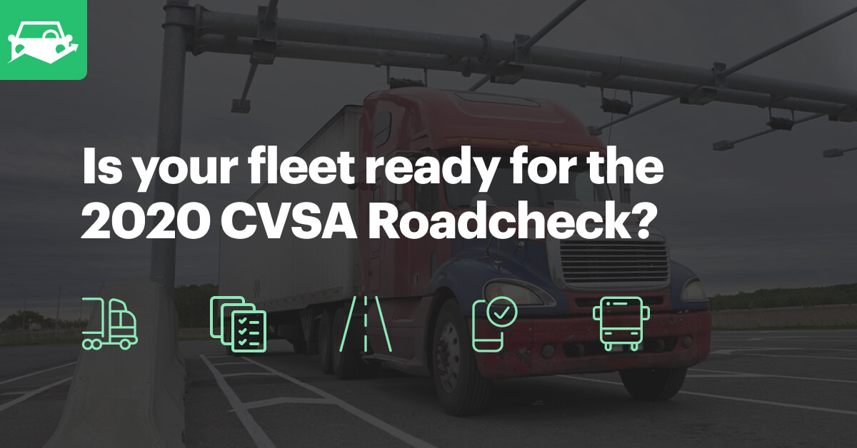 Cvsa roadcheck blog