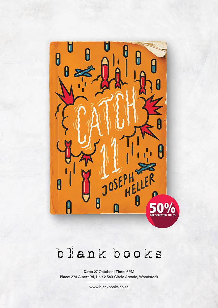Агентство Lowe (Южная Африка) для Blank Books