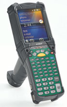 motorola barcode scanner technology