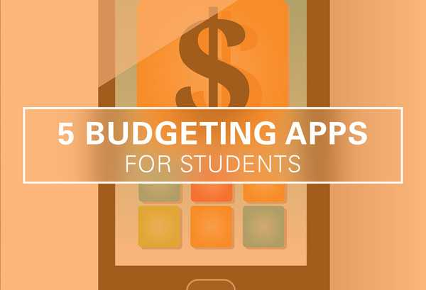 5 Useful Budgeting Apps for Students