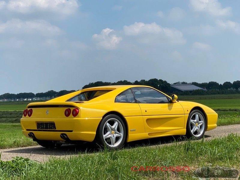 Ferrari F355 F1 GTB, 1 owner, 38.000 km afbeelding 18