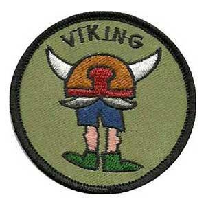 Vikingemærket spejdermærke