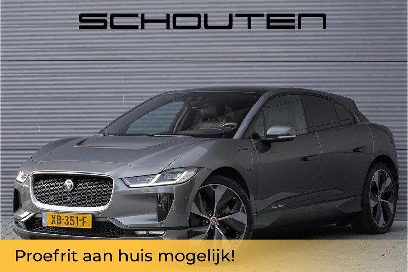 """Jaguar I-PACE EV400 First Ed Pano Luchtvering Meridian 22"""" afbeelding 1"""