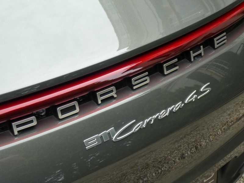 Porsche 992 Cabrio 3.0 Carrera 4S afbeelding 21