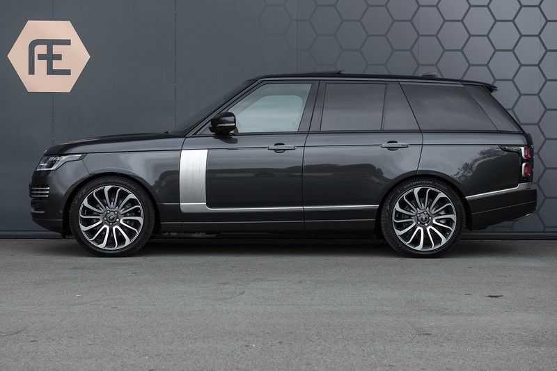 Land Rover Range Rover 4.4 SDV8 Autobiography Head Up, Adaptive Cruise Control, Stoel Verwarming / Koeling, Massagestoelen, afbeelding 2