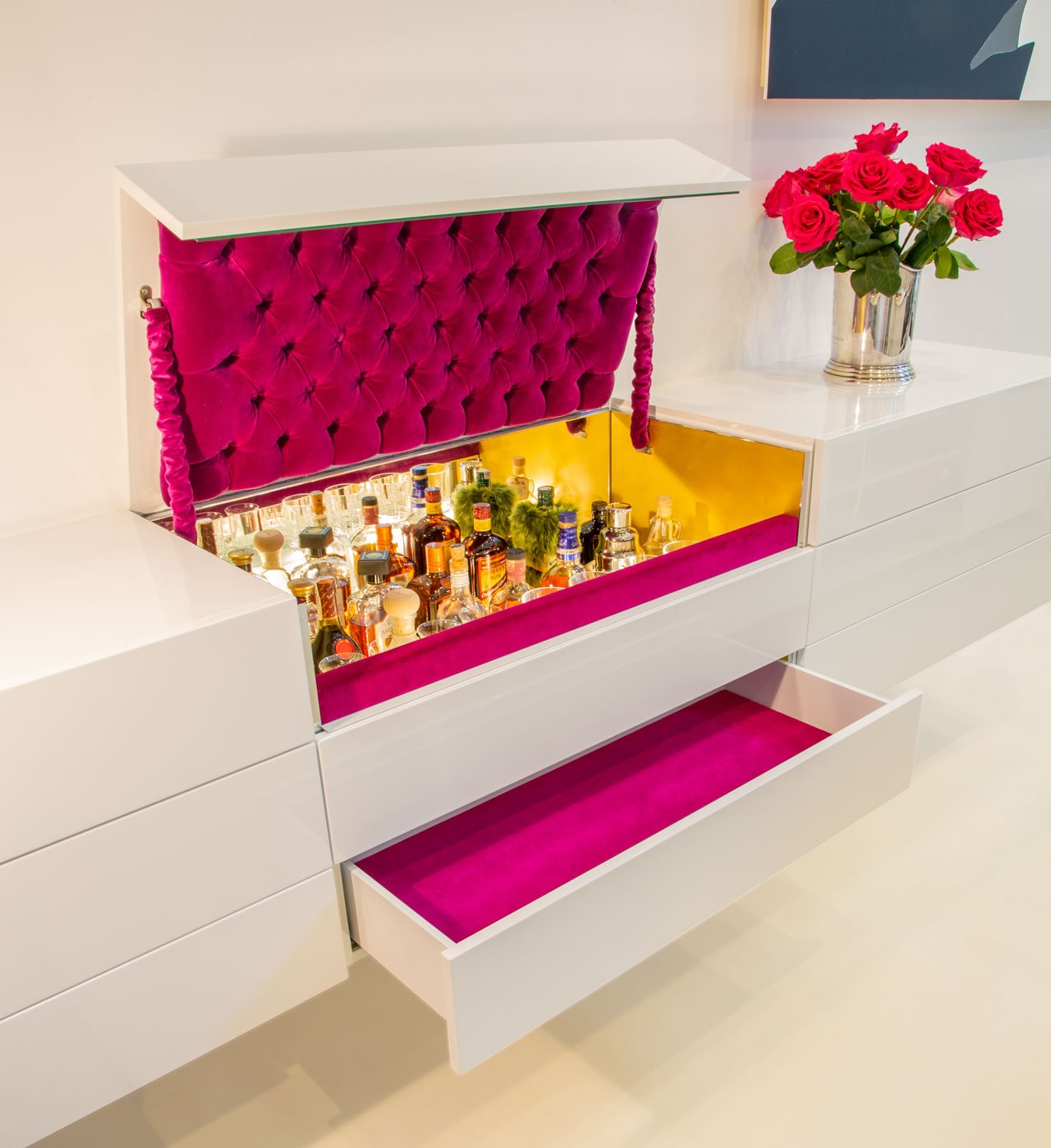 Showroom Ohhh de Cologne Sideboard mit Bar