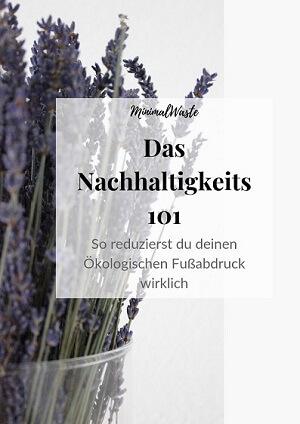Cover des PDF-Downloads 'Das Nachhaltigkeits 101'