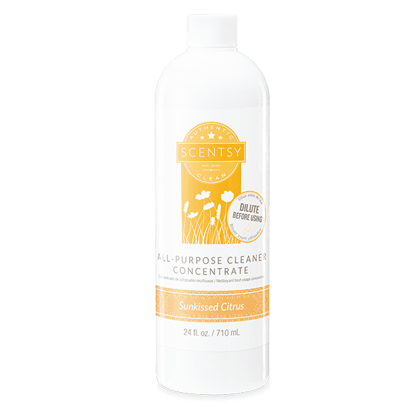 Sunkissed Citrus All-Purpose Cleaner Concentrate