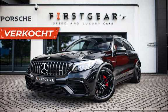Mercedes-Benz GLC 63 S AMG 4MATIC+ *AMG Driver's Pack / Burmester / Pano / Luchtvering / DAB / LED*