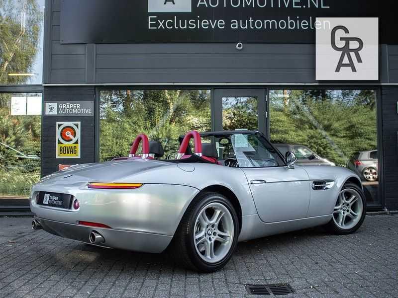 BMW Z8 | Rood leder | Origineel | Concours staat afbeelding 5