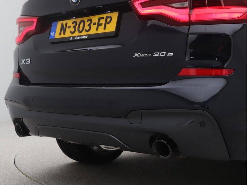 BMW X3 xDrive 30e High Executive M-Sport Individual afbeelding 24