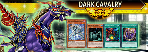 Dark Cavalry Breakdown | YuGiOh! Duel Links Meta