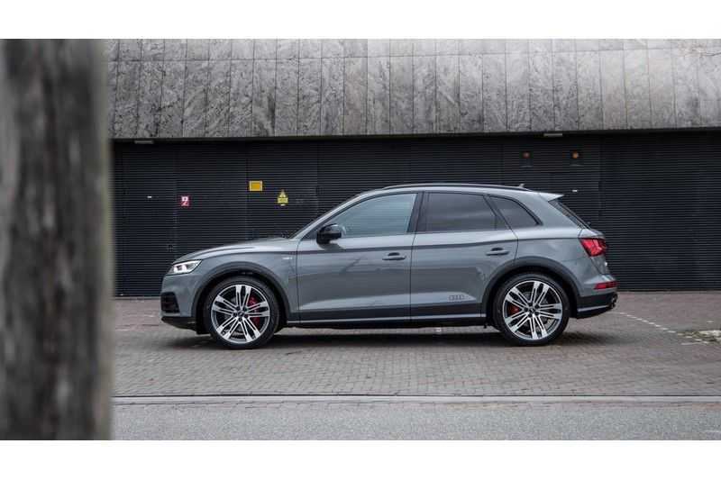 Audi Q5 3.0 TFSI SQ5 quattro | 354 PK | B&O Sound | Air suspension | Pano.Dak | Assistentie City-Tour-Parking | Trekhaak | Head-UP | Full Option | afbeelding 2