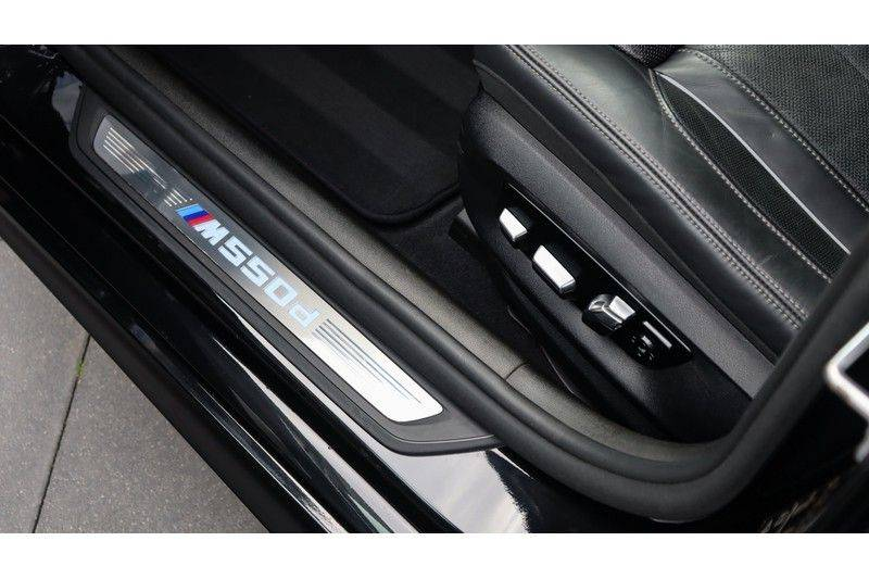 BMW 5 Serie Touring M550d xDrive High Executive Bowers & Wilkins, Head-Up Display, Soft-Close, Stoelventilatie afbeelding 14