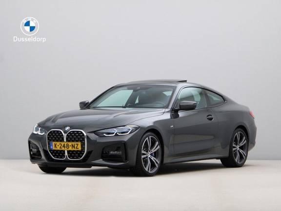 BMW 4 Serie Coupé 420i High Exe M-Sport Aut.