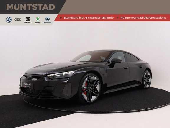 Audi e-tron GT RS 646PK | Garantie tot 06-2026* | Head-Up | Stoelventilatie/Verwarming/Massage | 360 Camera | B&O Sound | Carbon |