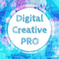 Digital Creative PRO modern logo
