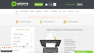 masterra.com main page