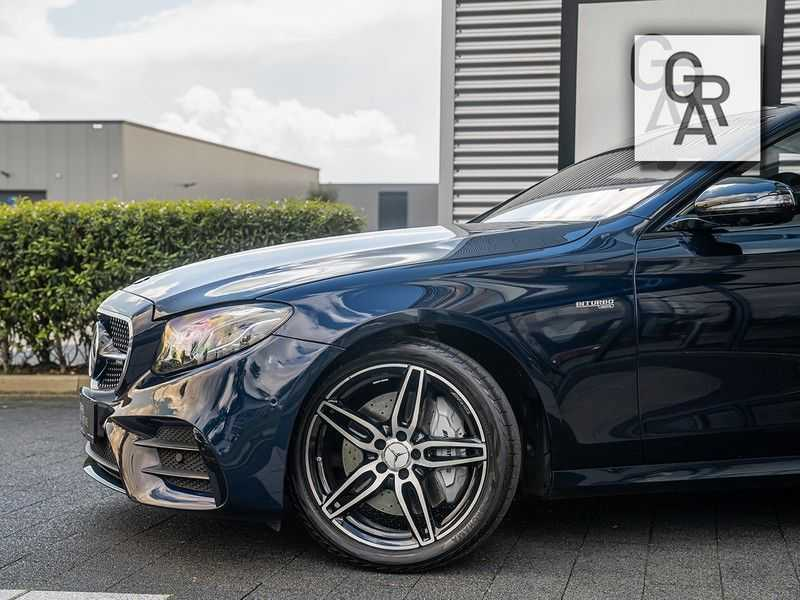 Mercedes-Benz E-Klasse 43 AMG-klasse 43 AMG 4Matic Premium Plus afbeelding 10