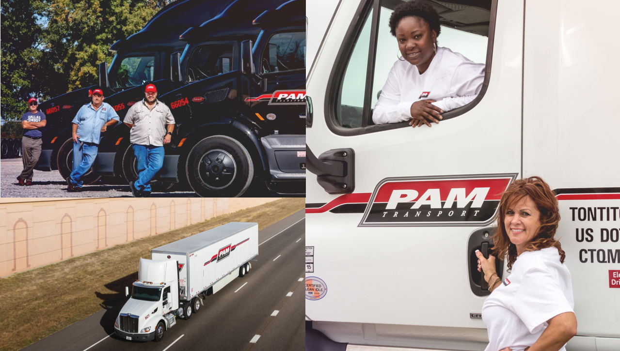 PAM Transport challenge image