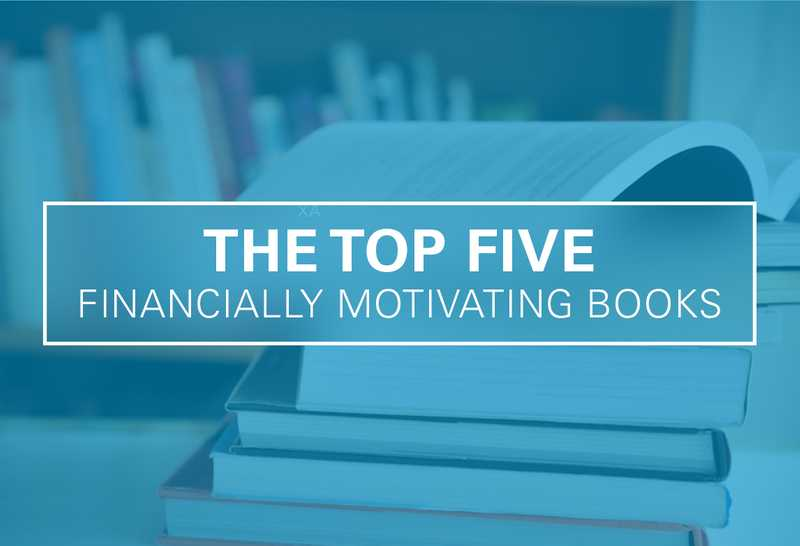 Top 5 Financially Motivating Books