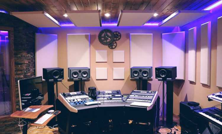 A very nice Home Studio