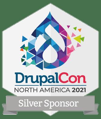 DrupalCon Silver Sponsor