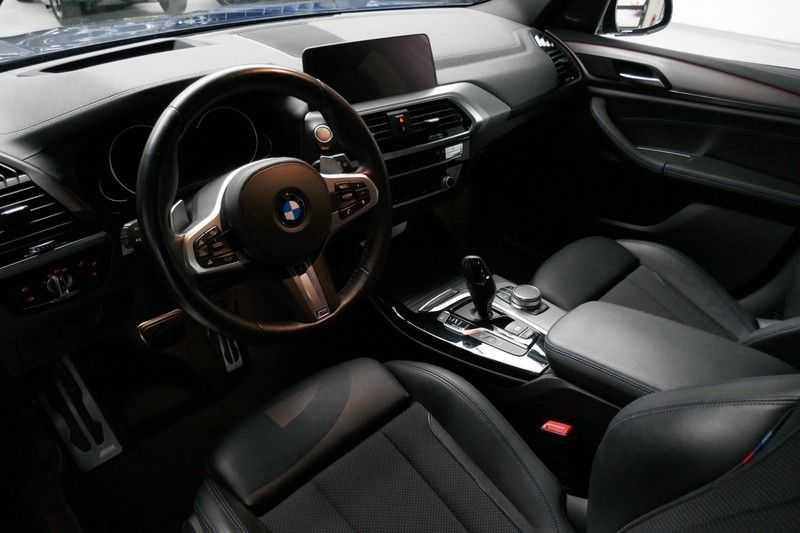 BMW X3 xDrive30d High Executive M Sport Edition afbeelding 25