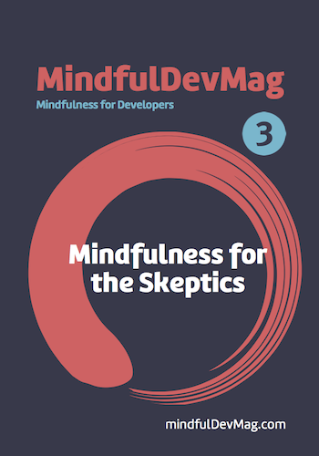 MindfulDevMag Cover Issue #3