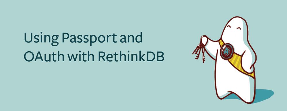 Blog - RethinkDB