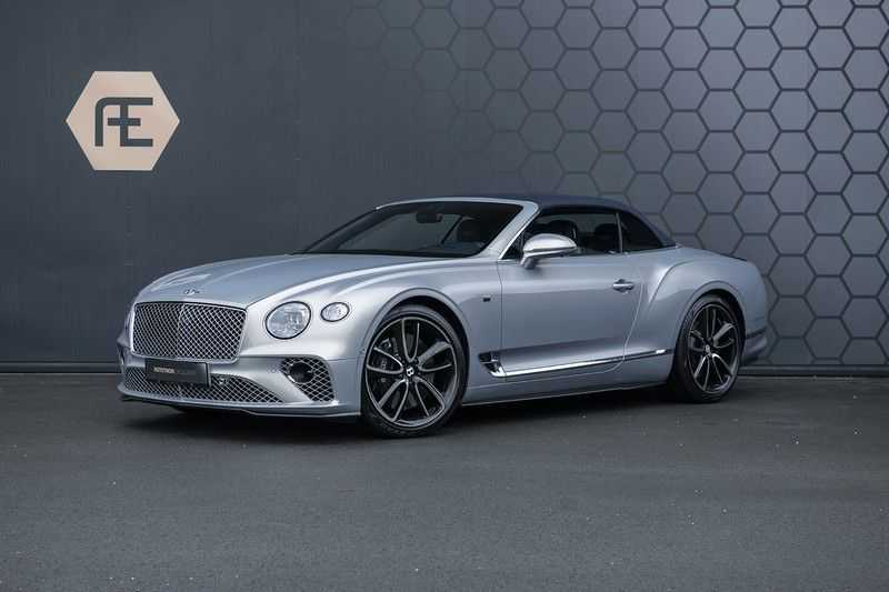 Bentley Continental GTC 6.0 W12 First Edition Full Carbon Exterior Pack, Naim Audio, Mulliner, Centenary Edition afbeelding 3