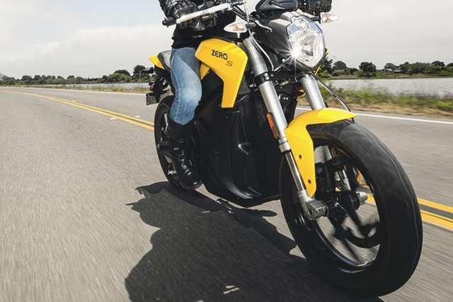 Zero Electric Motorcycles - Garansindo brings Zero superbikes to Indonesia. Serious riding.