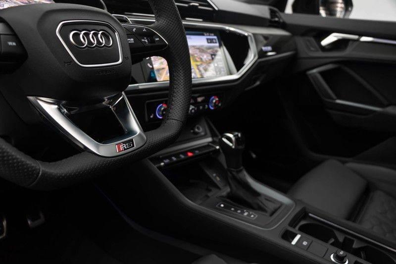 "Audi RSQ3 Sportback 2.5 TFSI 400pk Quattro Panoramadak BlackOptic B&O ValconaLeder+Memory Matrix Navi/MMI DriveSelect Keyless Camera 21"" Pdc afbeelding 19"