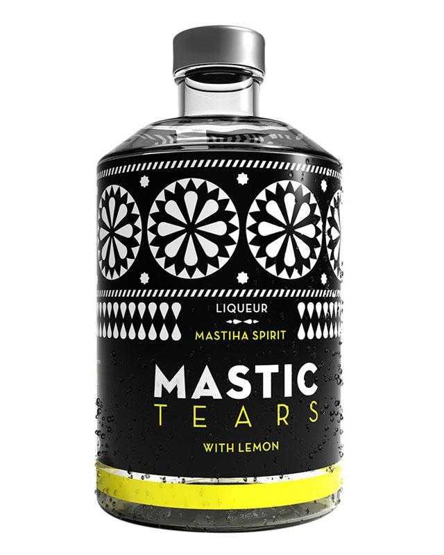 Mastic Tears Lemon - 0.70l