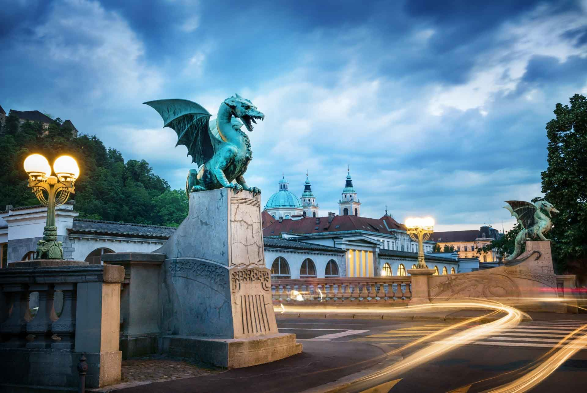 The Dragon Bridge (Zmajski Most)