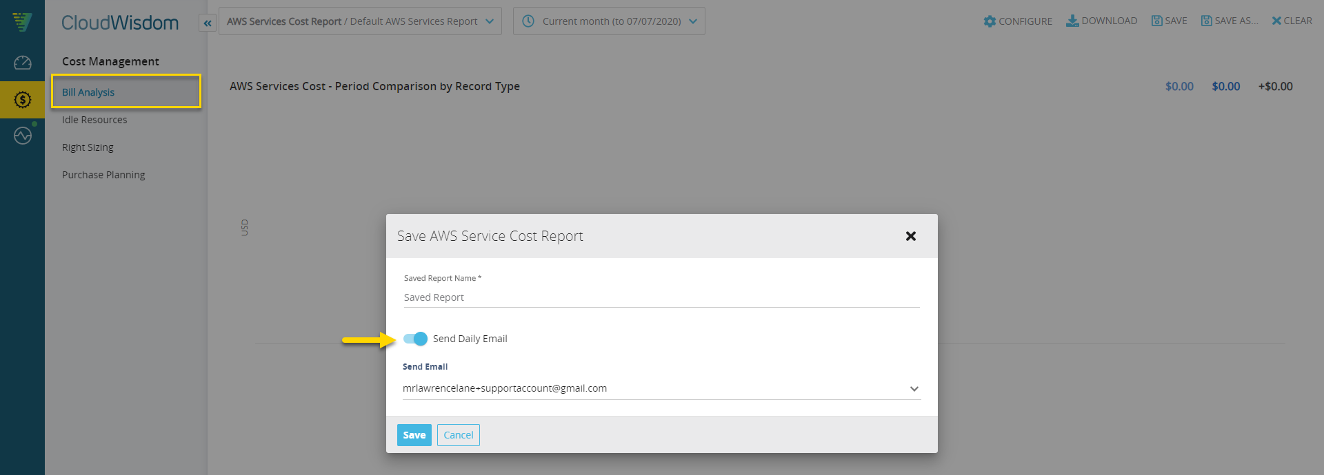 aws-services-report