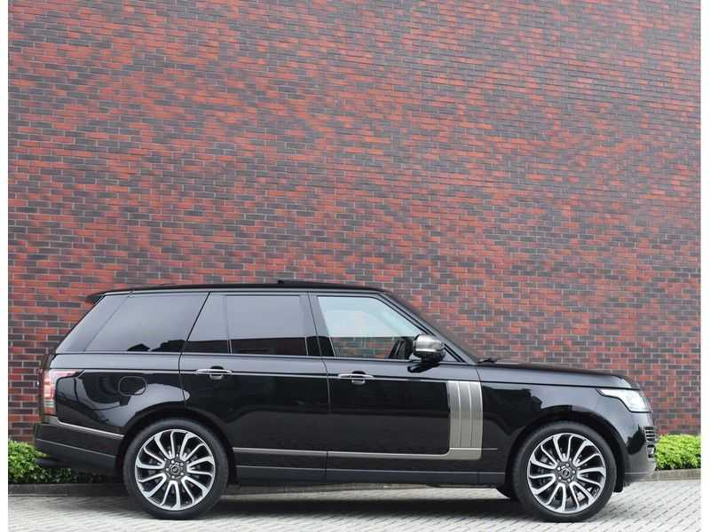 Land Rover Range Rover 5.0 V8 Autobiography *Pano*Camera*Full option!* afbeelding 25