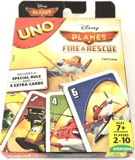 Planes: Fire and Rescue Uno