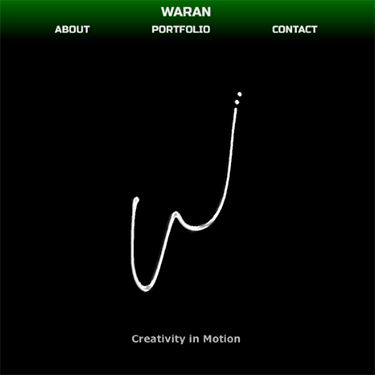 Image of Waranmedia Webpage