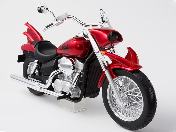 S.H.Figuarts Kamen Rider Machine Kivaa Exclusive Option Parts Set