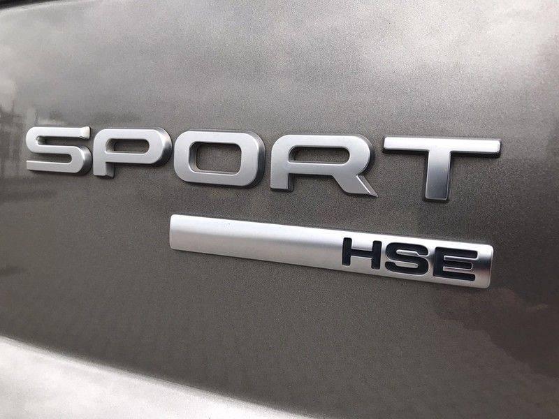 Land Rover Range Rover Sport 2.0 SD4 HSE NW Model, 241PK, Pano, Meridian Sound, Camera, Memory, Leder, 21 INCH afbeelding 22