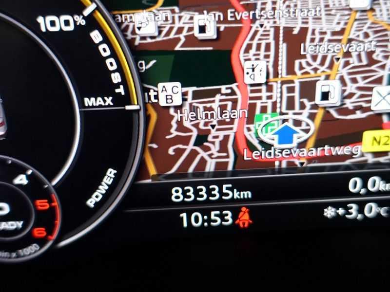 Audi Q7 3.0 TDI e-tron 374pk Quattro S-Line Autom- Bose, Virtual Cockpit, 360 Camera, Park Assist, Leer afbeelding 17