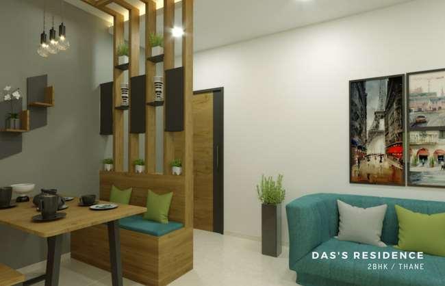 Das's Residence 3Bhk Thane