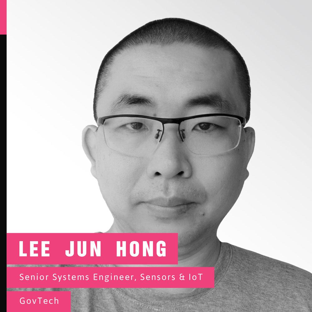 Mr Lee Jun Hong