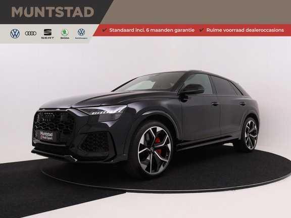 Audi RSQ8 4.0 TFSI 600 pk RS Q8 quattro | Pano.Dak | Carbon | Trekhaak | Keyless-Entry | 360Camera | B&O Sound | Alcantara |