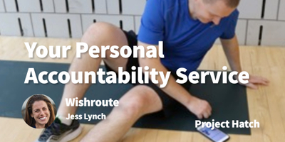 featured image thumbnail for post How I Developed a Personal-Text Based Accountability Service that Keeps People Engaged in Their Health 10X Longer Than a Bot-Driven App